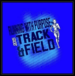 Running with Purpose Youth Track and Field Club Custom Shirts & Apparel